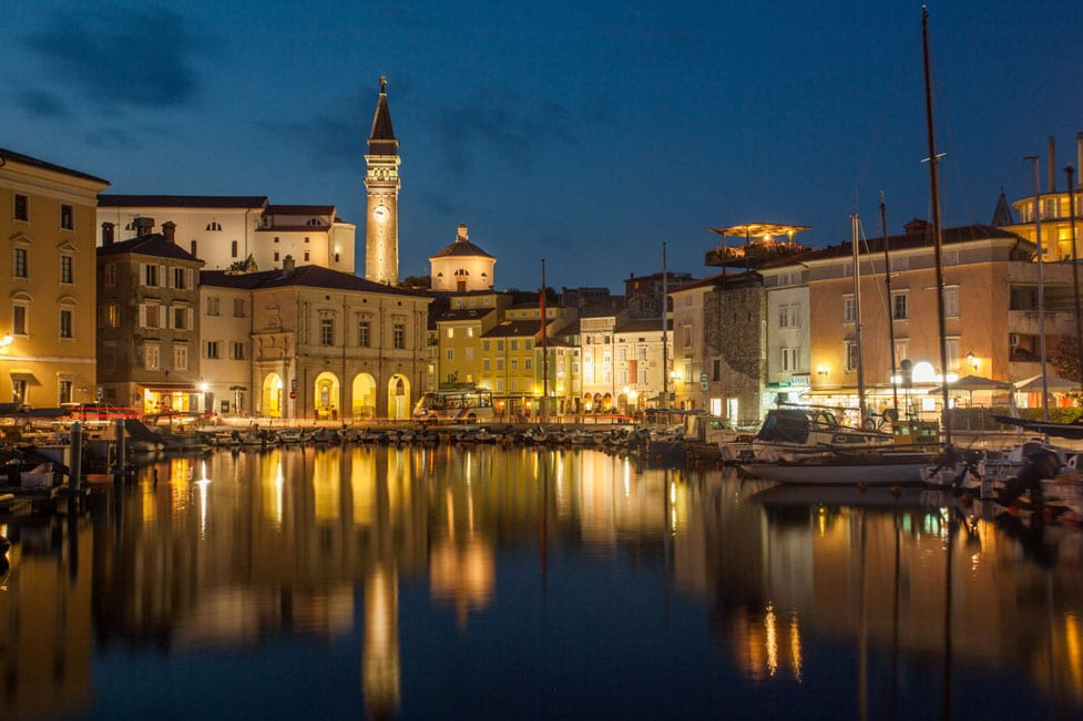 Photo holidays in Piran