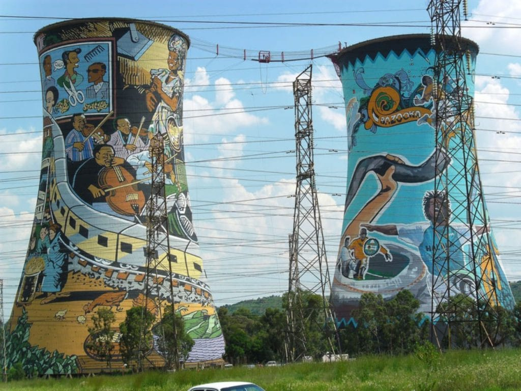 Cooling Towers Soweto