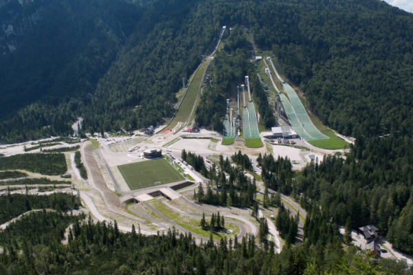 Planica in summer