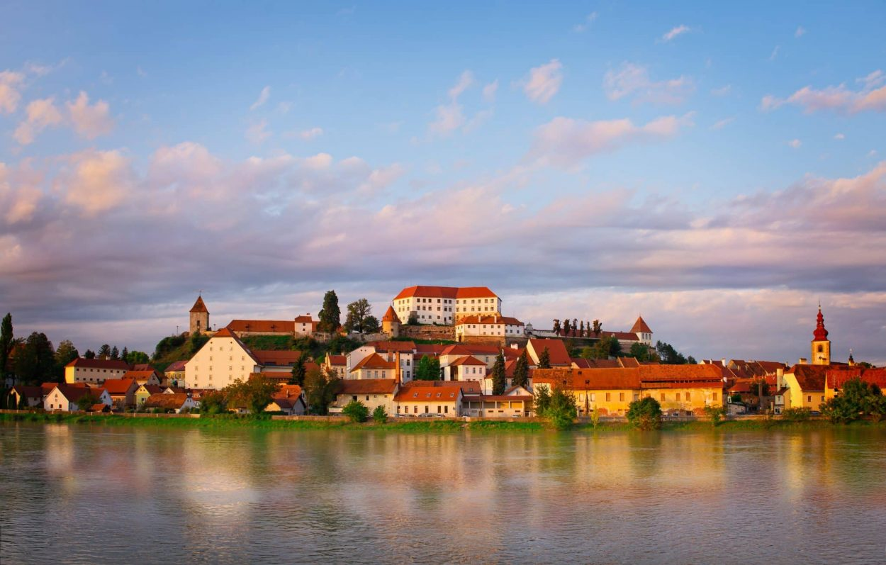 Ptuj - the oldest town in Slovenia