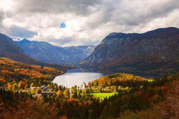 Triglav National Park and Lake Bohinj