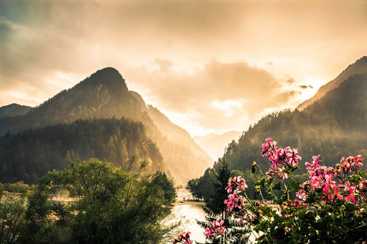 Landscape photography in Slovenia