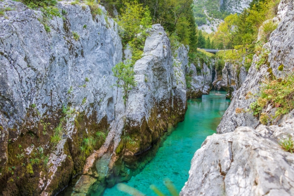 Great Soča River Gorge