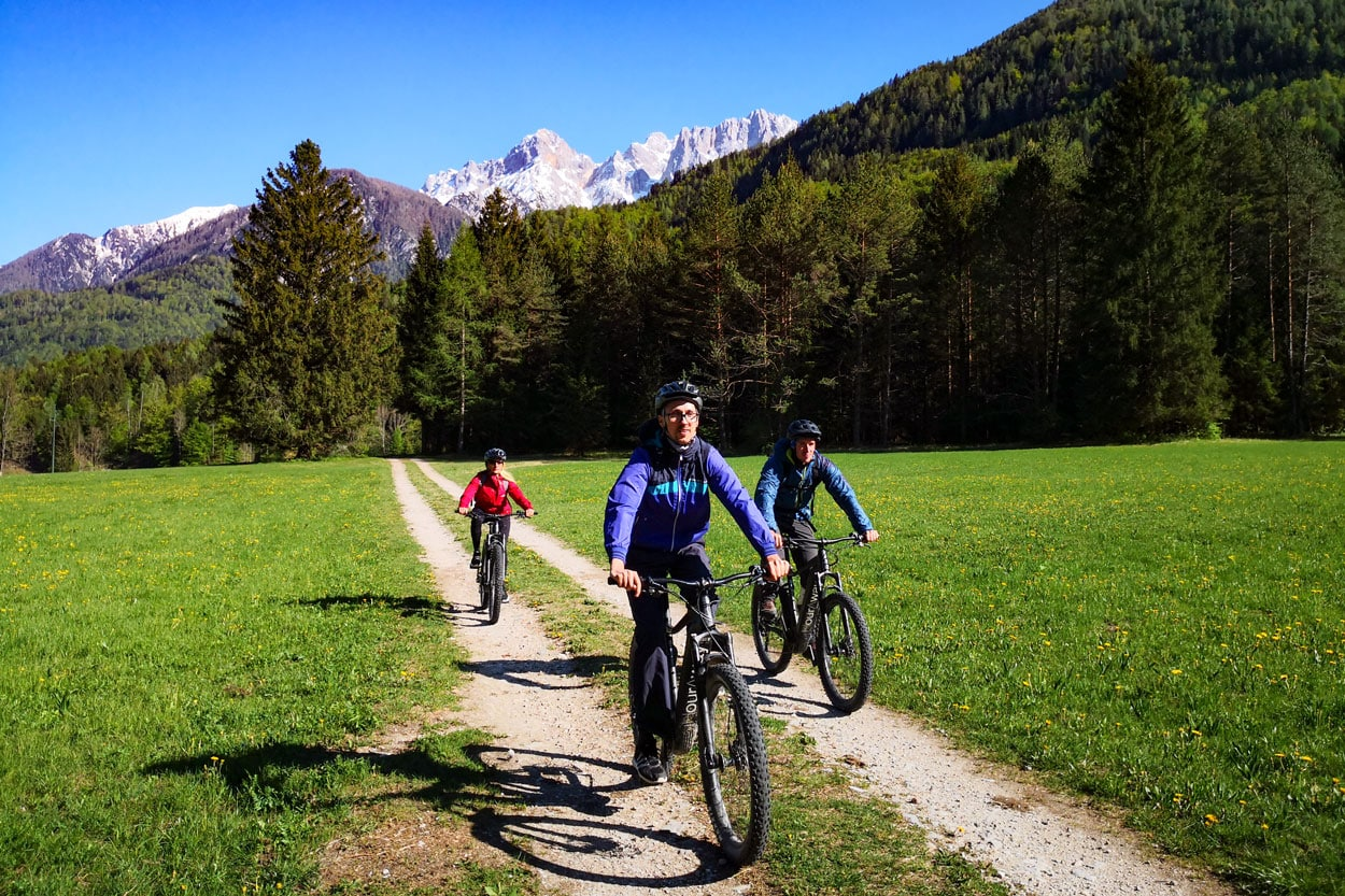 Cycling Kranjska Gora