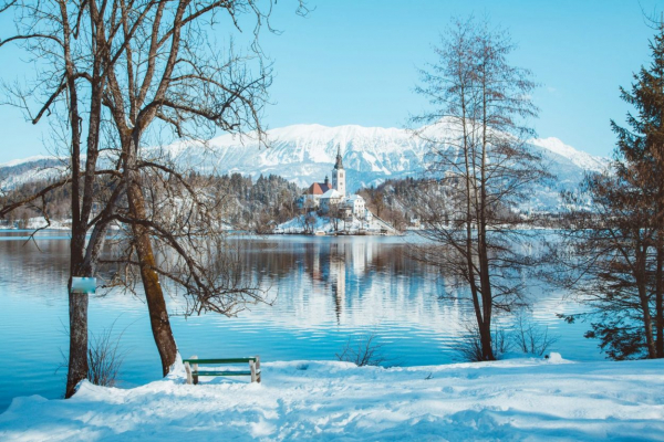 bled in winter