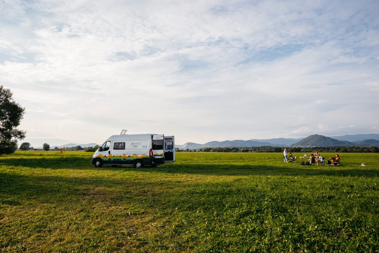Ultimate Slovenia in 14-days by campervan
