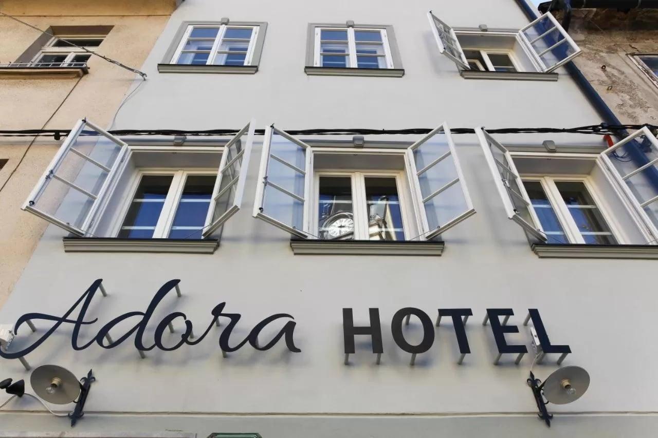 Adora Hotel outside