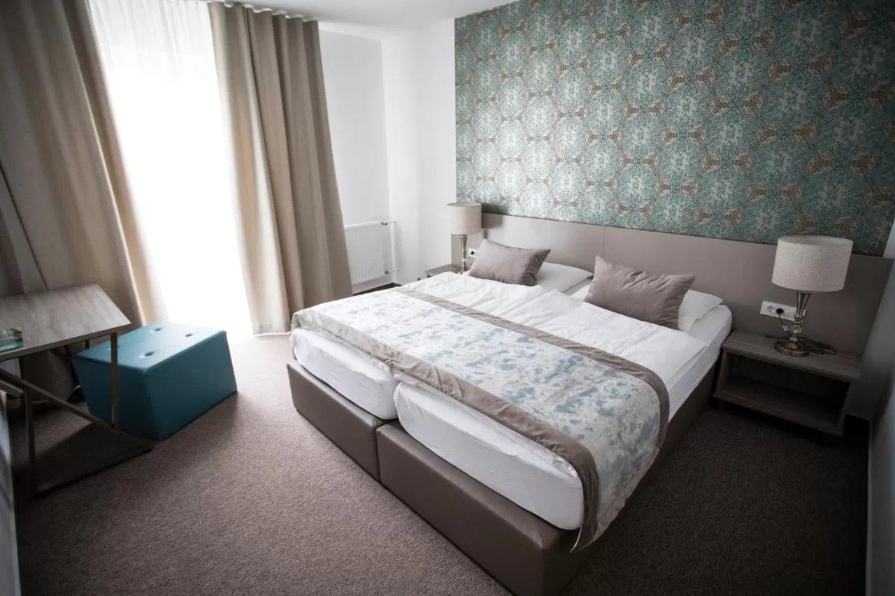 Alp Hotel room