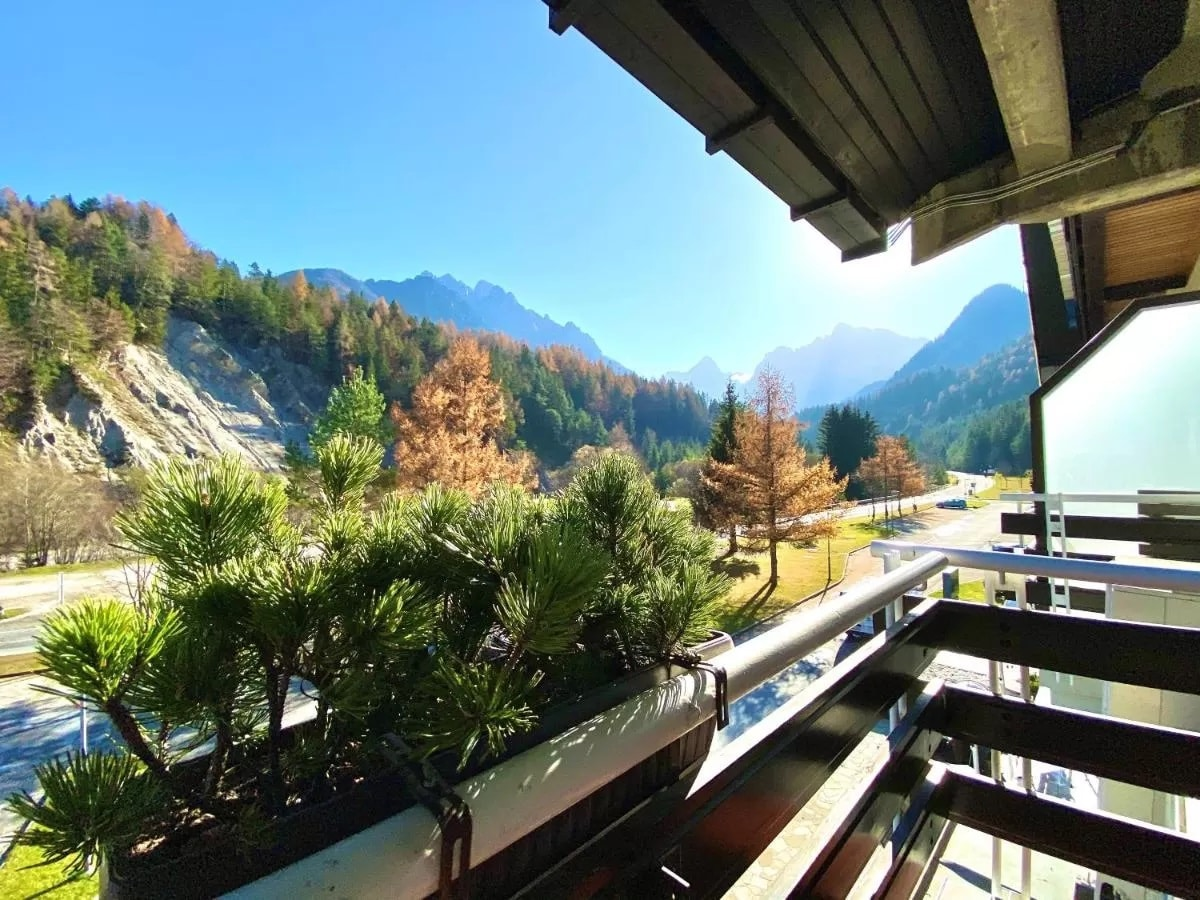 Best Western Kranjska Gora view