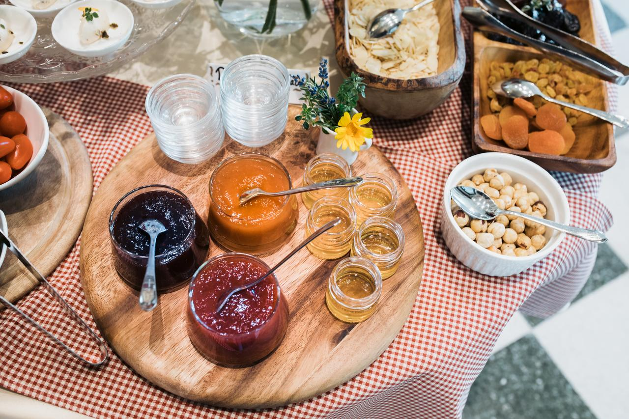 Boutique Hotel Dobra Vila breakfast