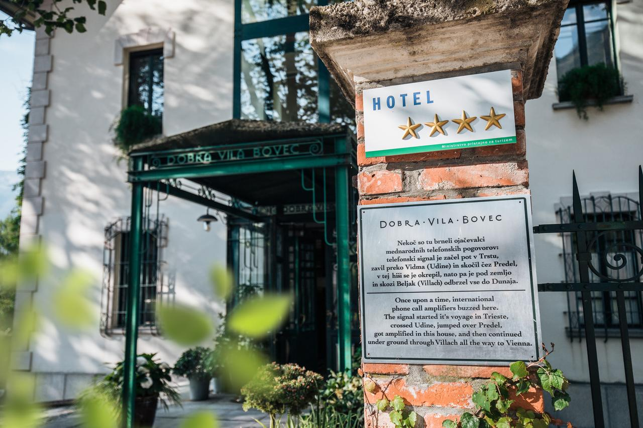 Boutique Hotel Dobra Vila entrance