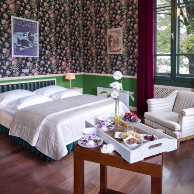 Boutique Hotel Dobra Vila room