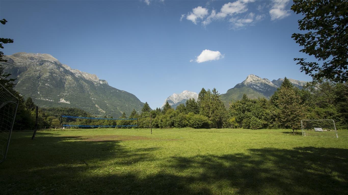 Vistas del Camping Vodenca