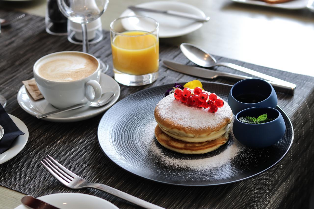 Desayuno en el Hotel Cubo