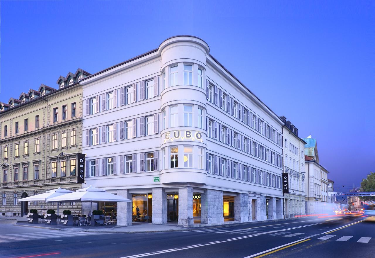 Hotel Cubo en Liubliana