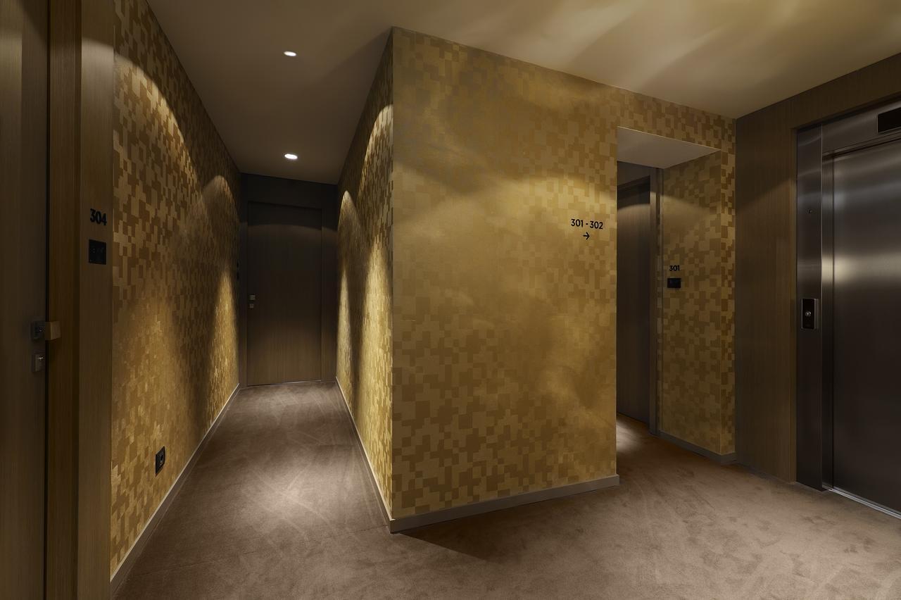 Interior del Hotel Cubo