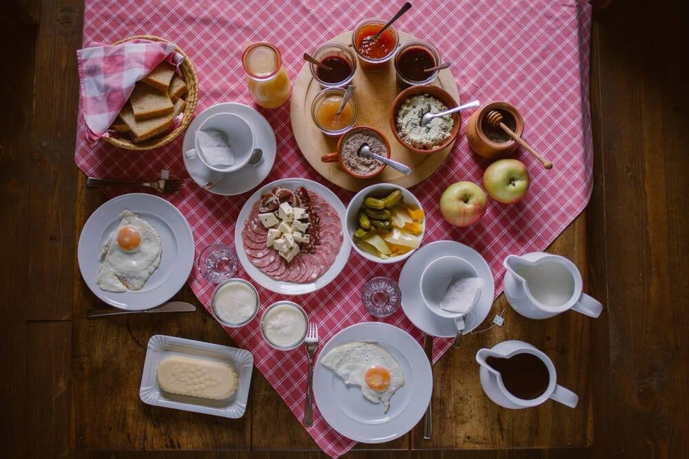 Domačija Firbas breakfast