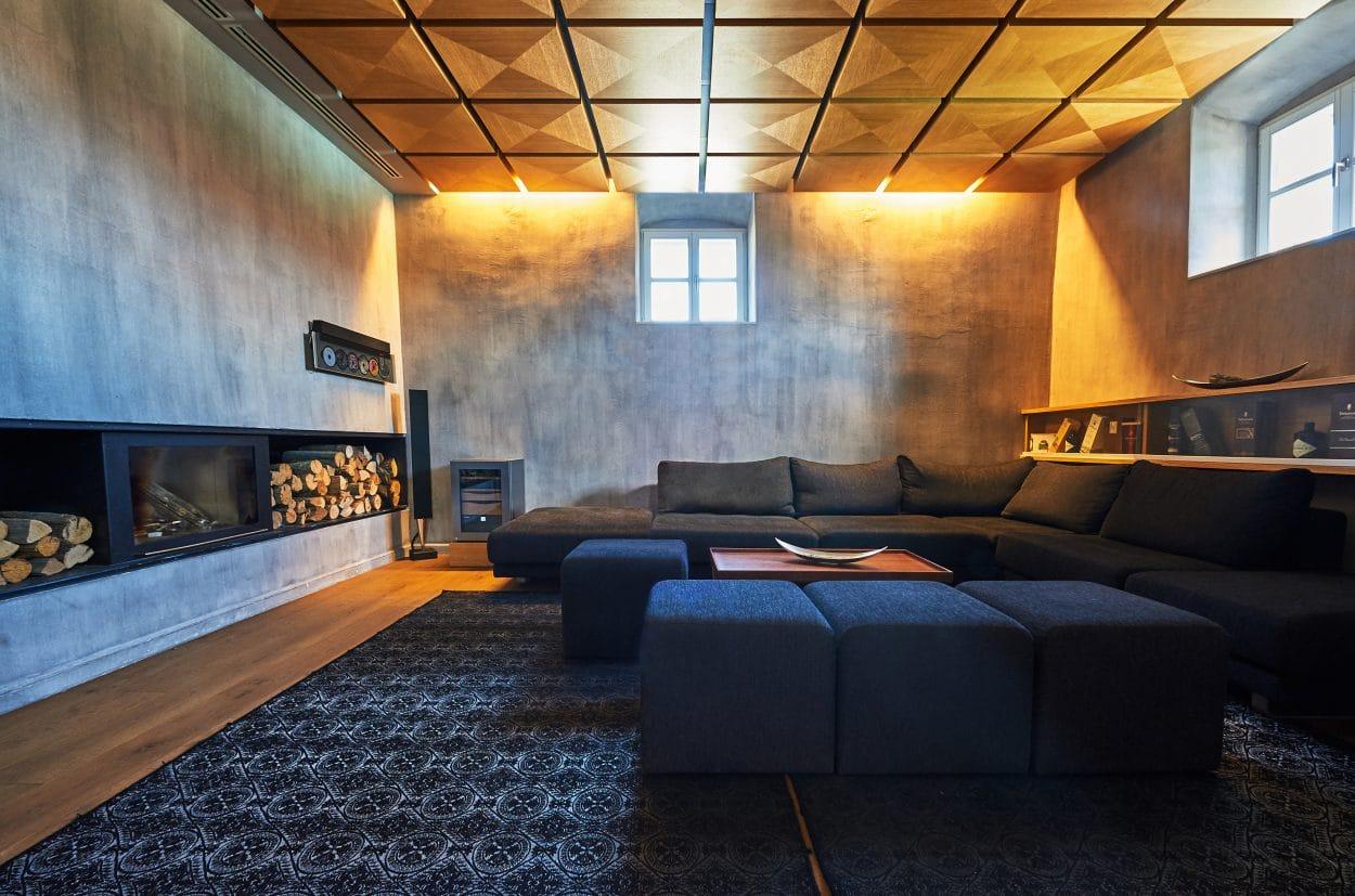 Hotel Gredič lounge