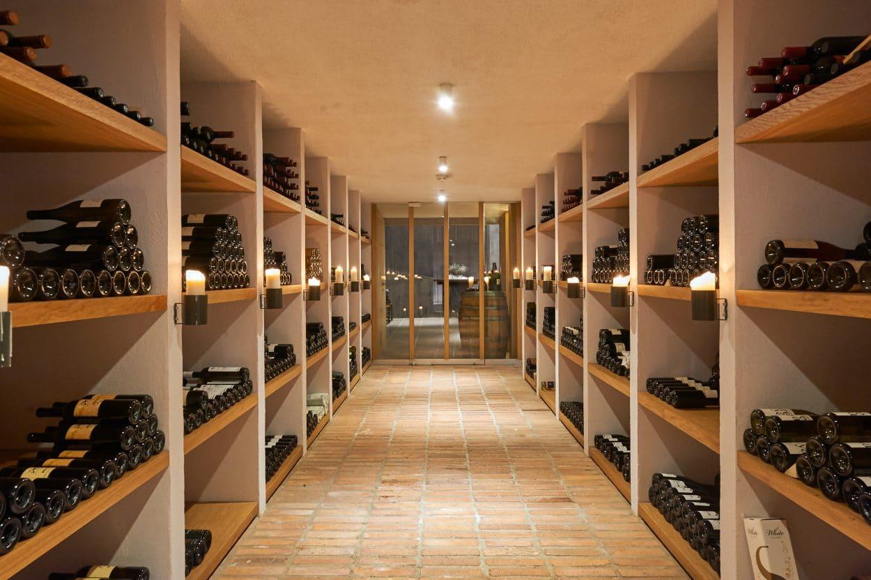 Hotel Gredič vinotheque