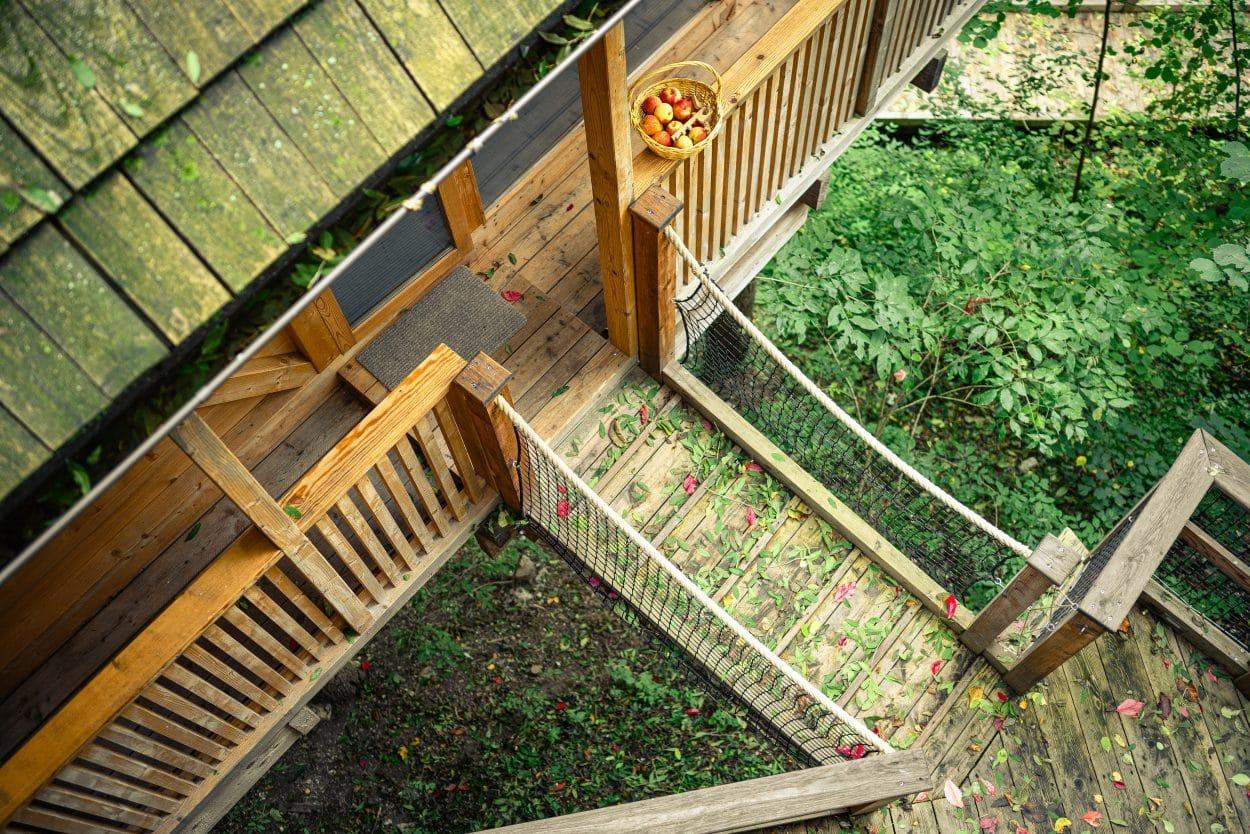 Garden Village Bled house detail