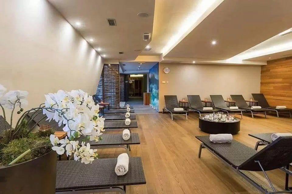 Hotel Alpina wellness