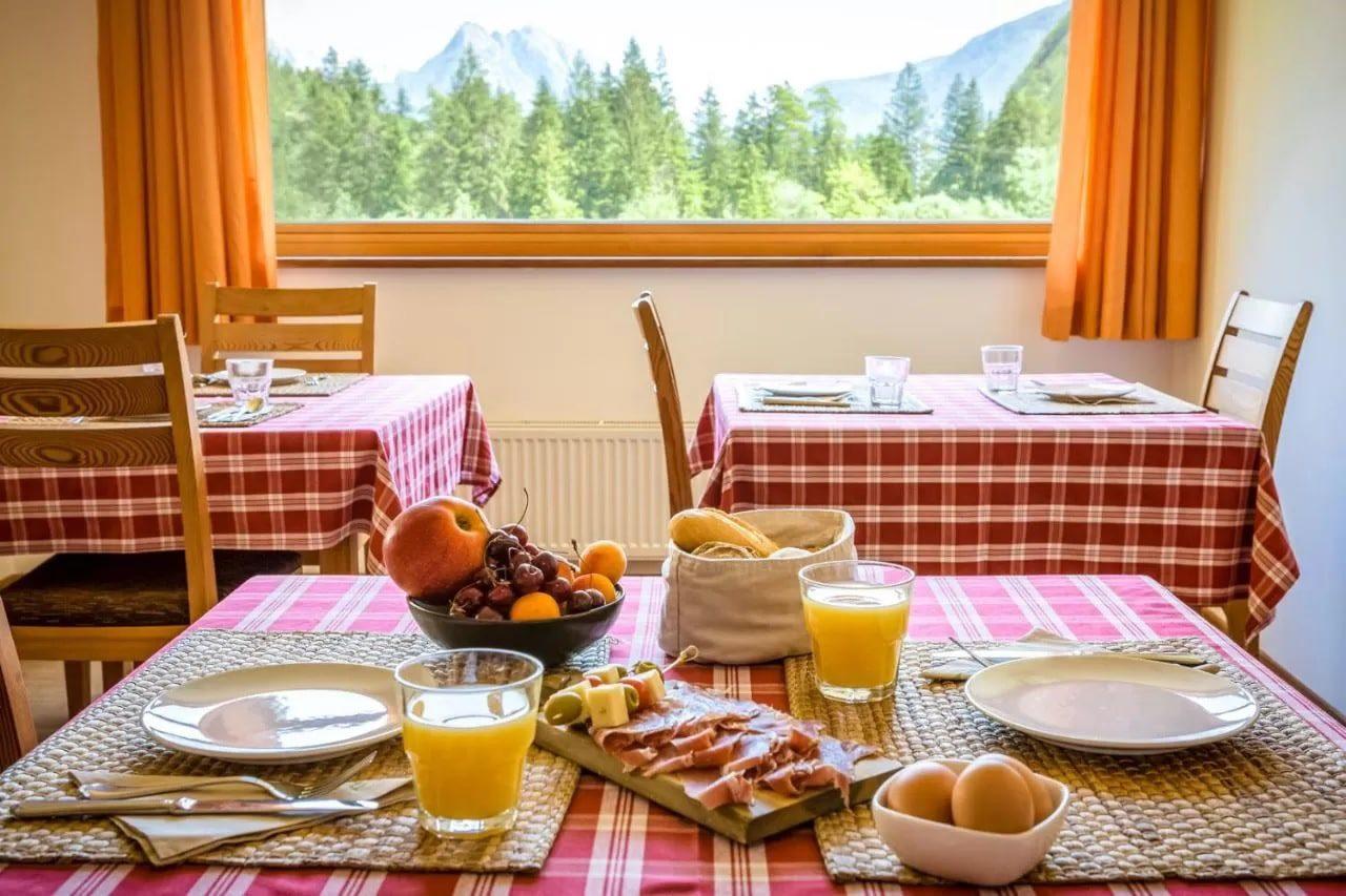 Hotel Boka breakfast