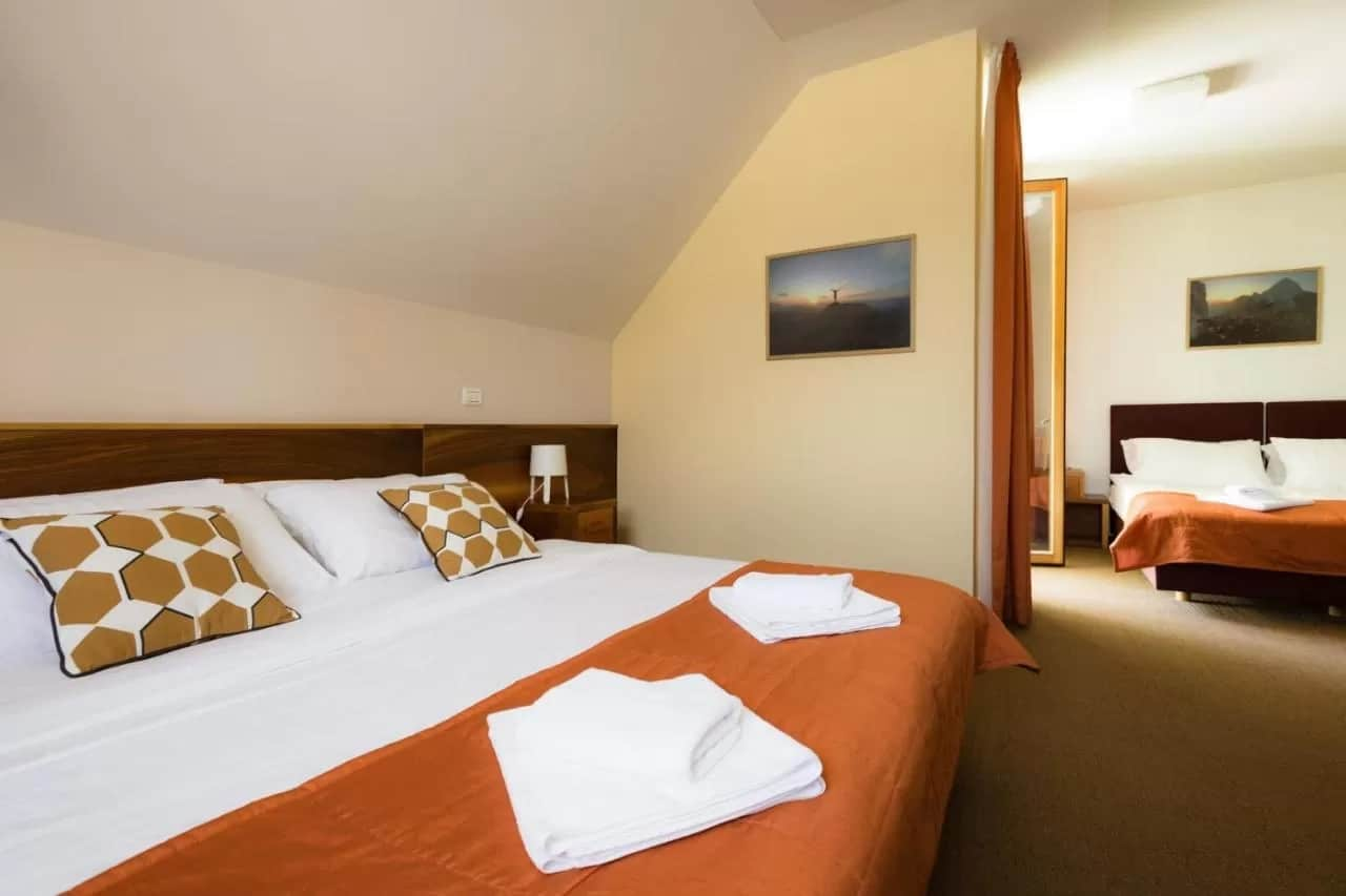 Hotel Boka room