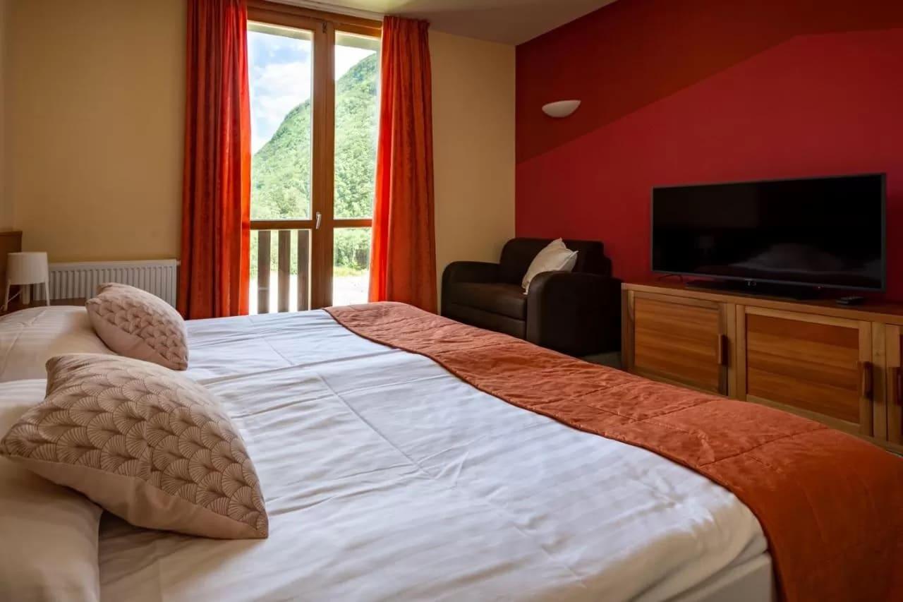 Hotel Boka rooms