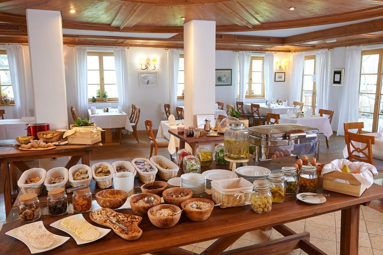 Desayuno en el Hotel Plesnik