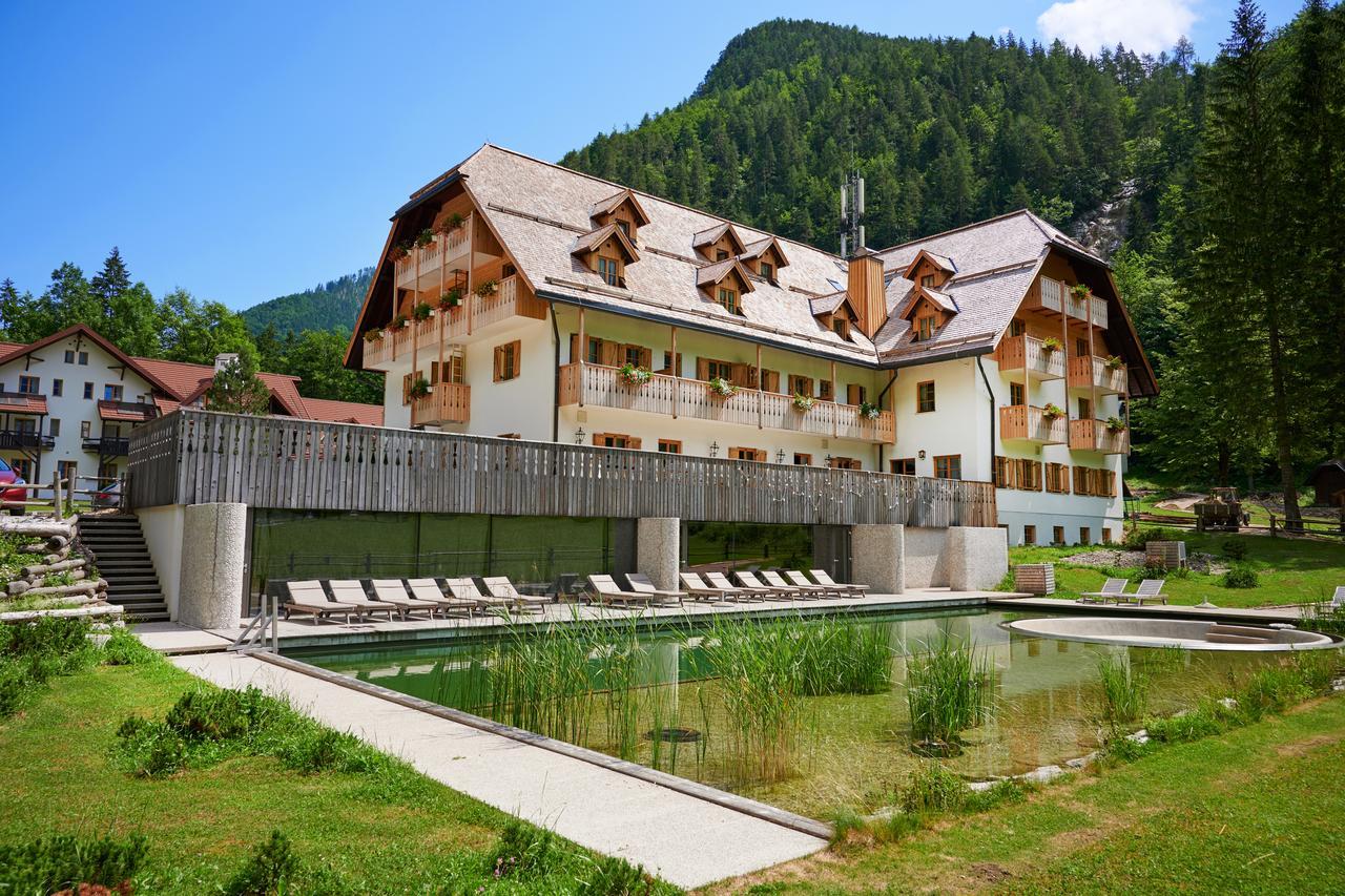 Edificio del Hotel Plesnik