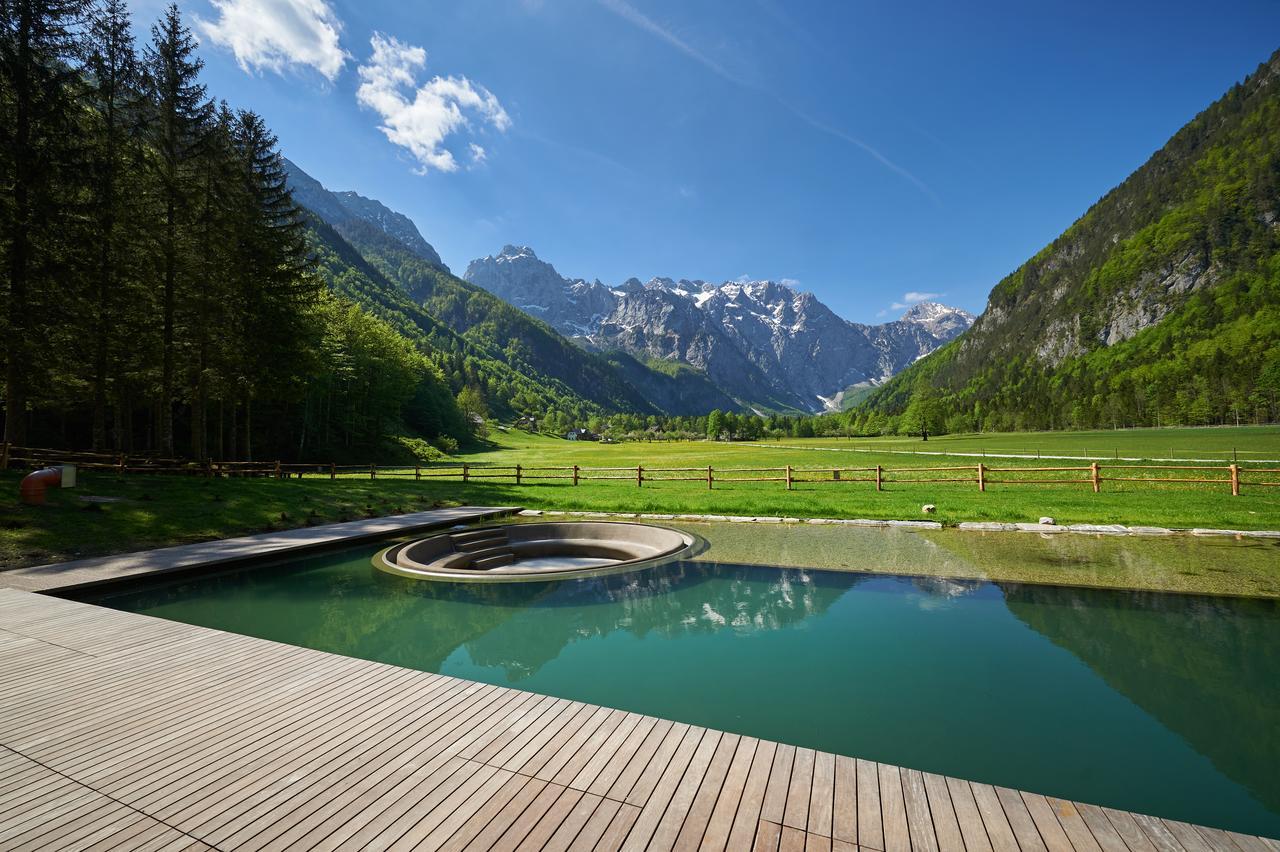 Hotel Plesnik pool