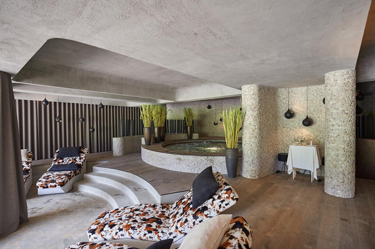 Zona de spa del Hotel Plesnik