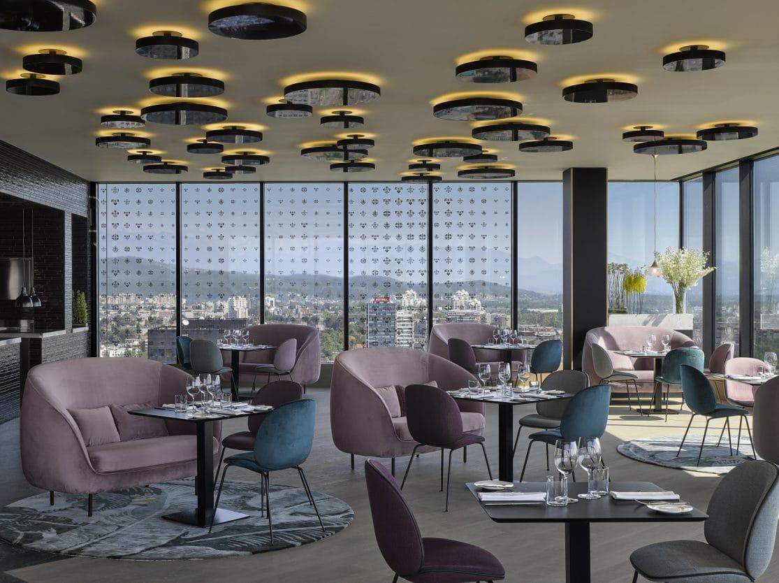 InterContinental Hotel B-restaurant