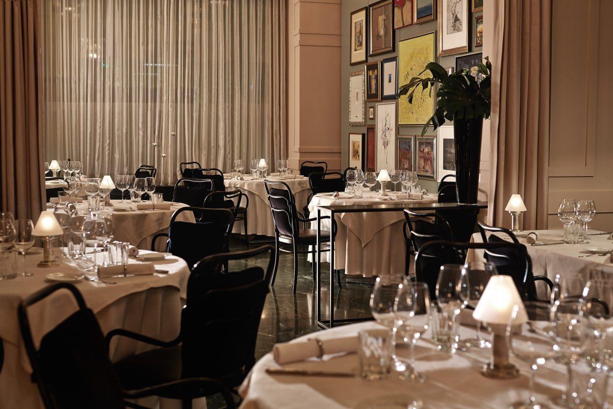 Interior del restaurante JB