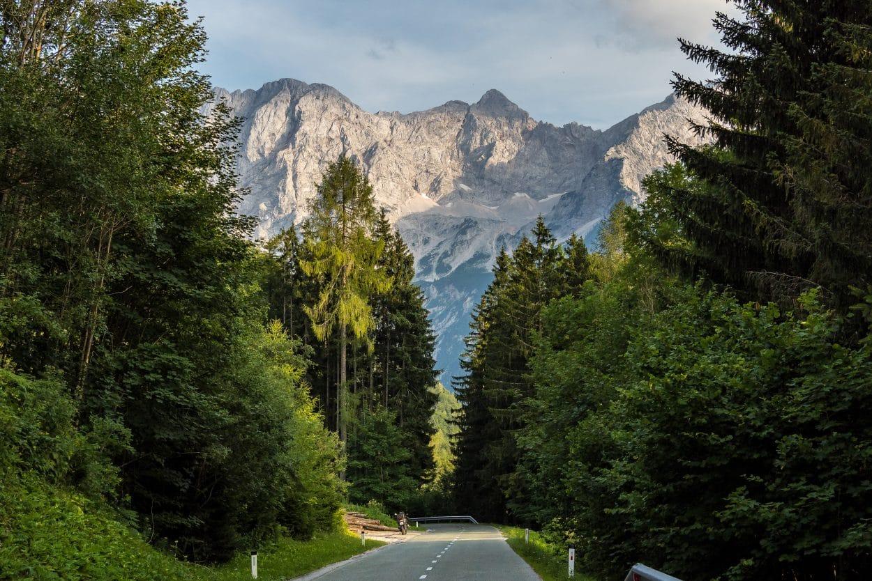Kamnik Savinja Alps in Jezersko