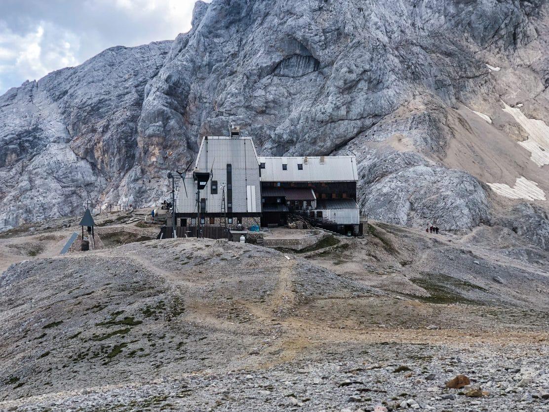 Cabaña de Kredarica