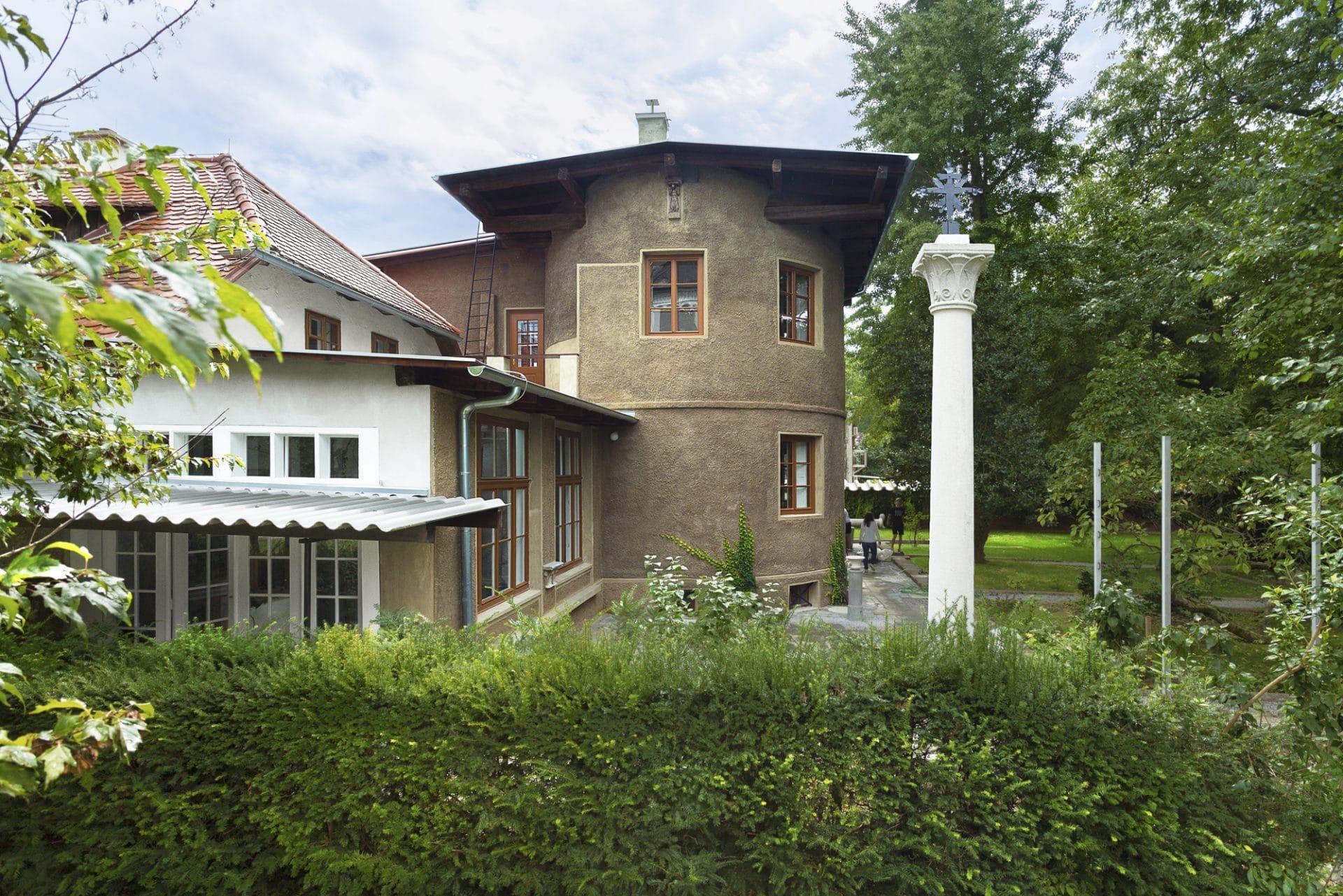 Jože Plečnik House museum in Ljubljana