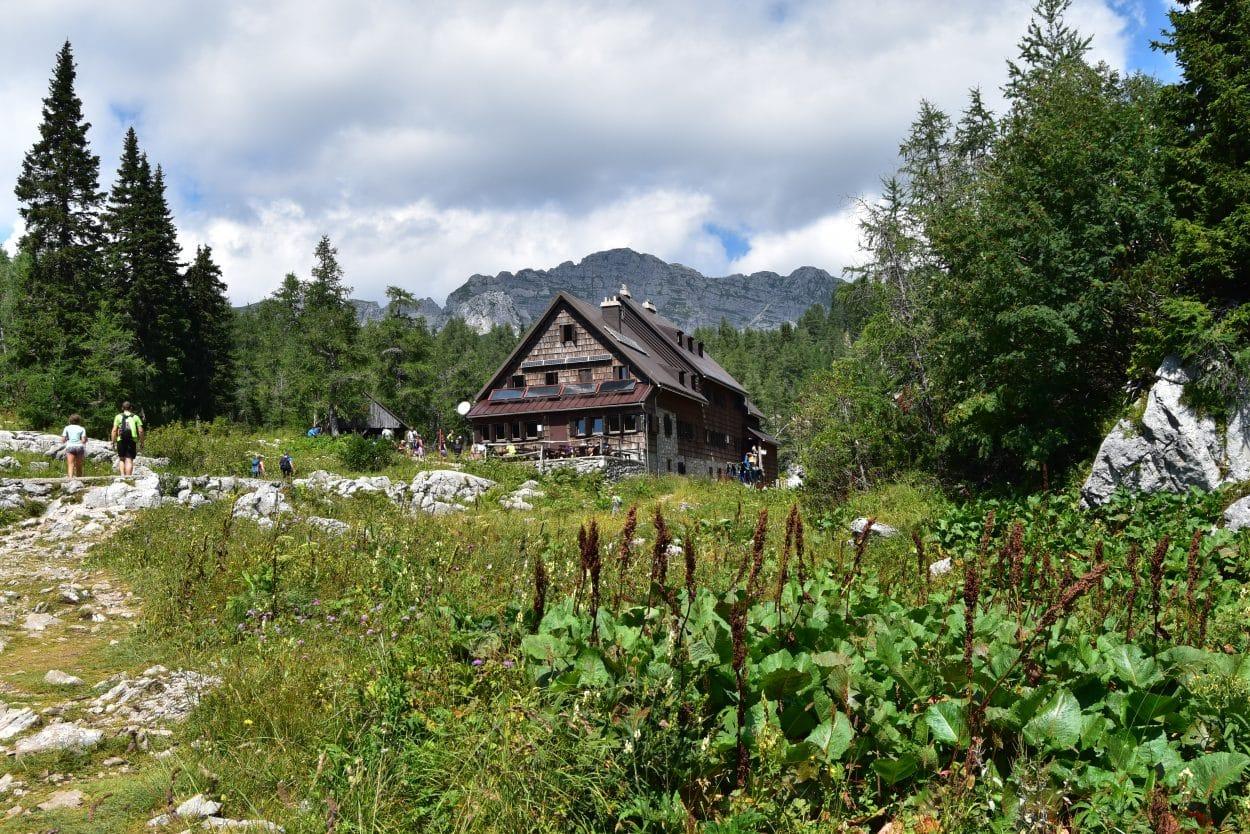 Triglav Lakes hut
